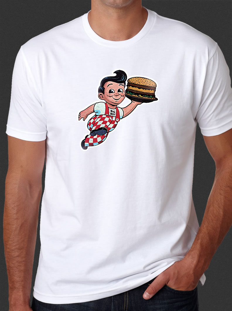 Find great deals on eBay for big boy shirt. Shop with confidence.
