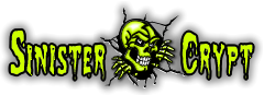 Sinister Crypt - Clothing T-Shirts, Tees
