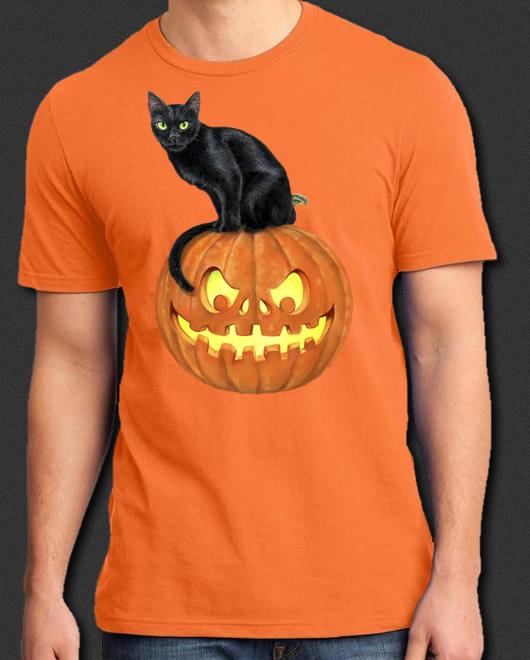 Halloween Pumpkin Credits Michael Myers Boogyman Horror New T-Shirt S-6XL