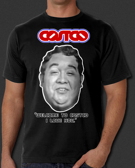 Idiocracy welcome to costco i love you new t shirt s 6xl for Costco t shirt printing
