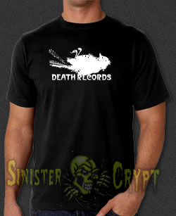 Death Records Phantom of the Paradise t-shirt