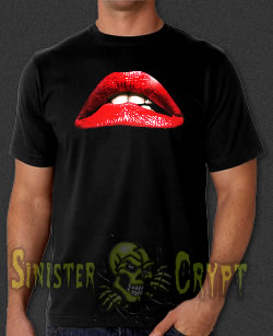 The Rocky Horror Picture Show Lips t-shirt